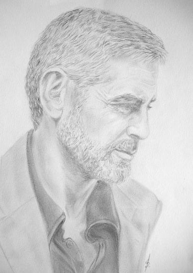 George Clooney por bashya